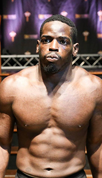 MMA Fighter Rondel Clark died inside the ring