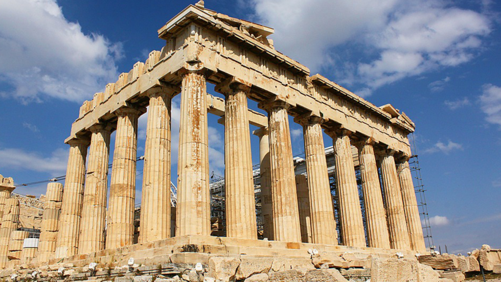 Acropolis of Athens, Greece - Most Popular Tourist Attractions in the World
