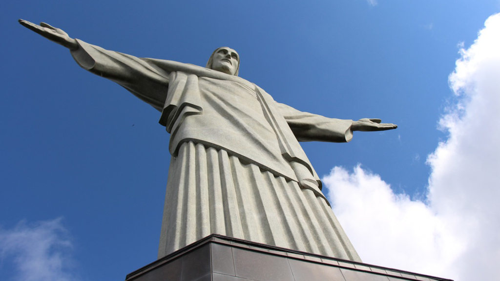 Christ the Redeemer, Brazil - most popular tourist attractions in the world 2020