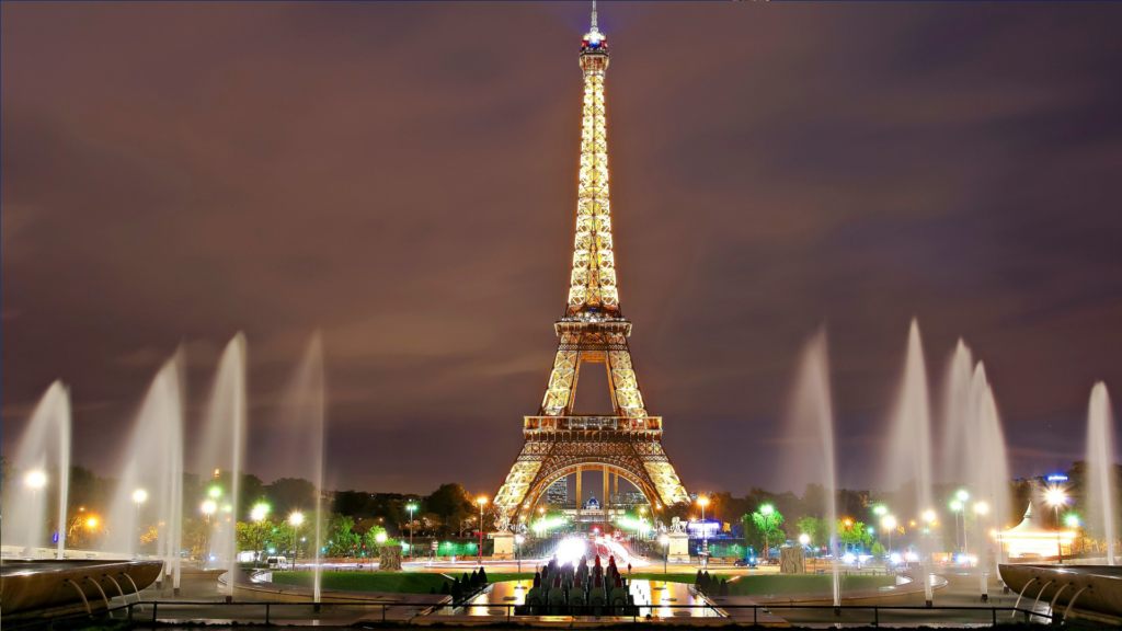 Eiffel Tower, France - Most Popular Tourist Attractions in the World 2020