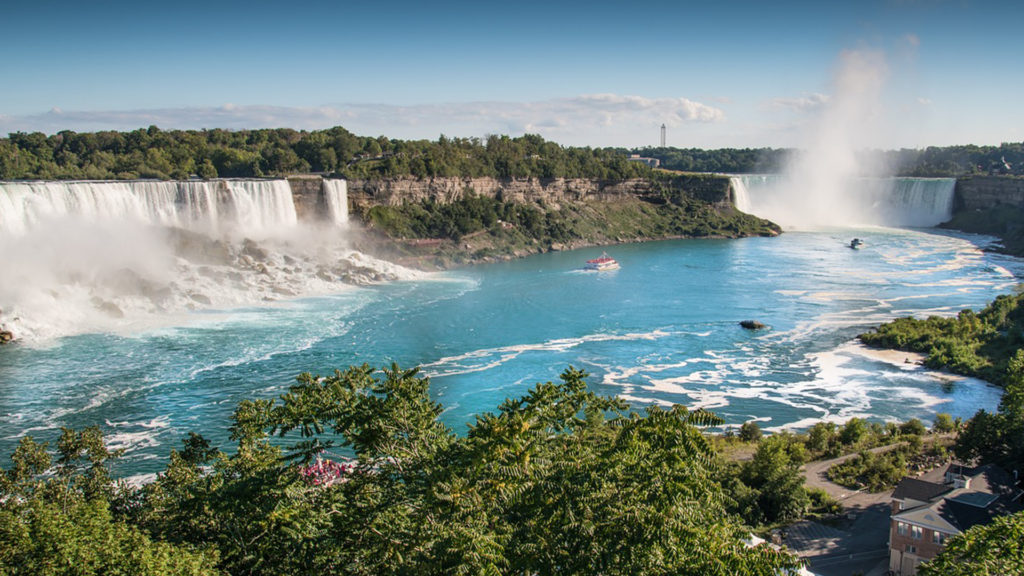 Niagara Falls, USA/Canada - most popular tourist attractions in the world 2020