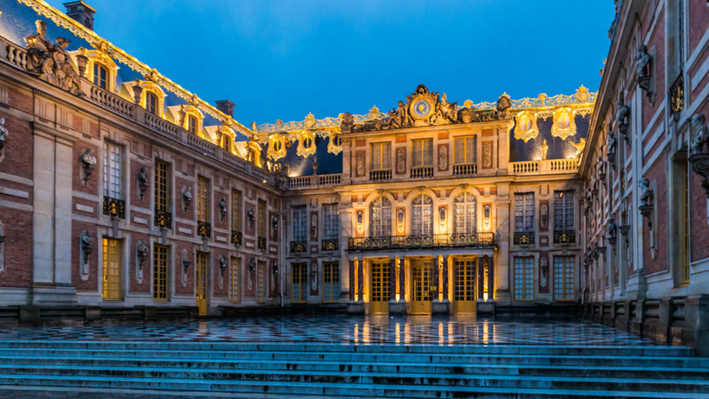 Palace of Versailles, Versailles, France - most popular tourist attractions in the world