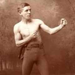 Undefeated boxing champion Jimmy Barry - Undefeated Boxing Champions of All Time