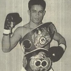Undefeated boxing champion Pichit Sitbangprachan