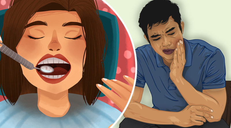 8 ways to get rid of a Toothache – Home Remedies for a Toothache