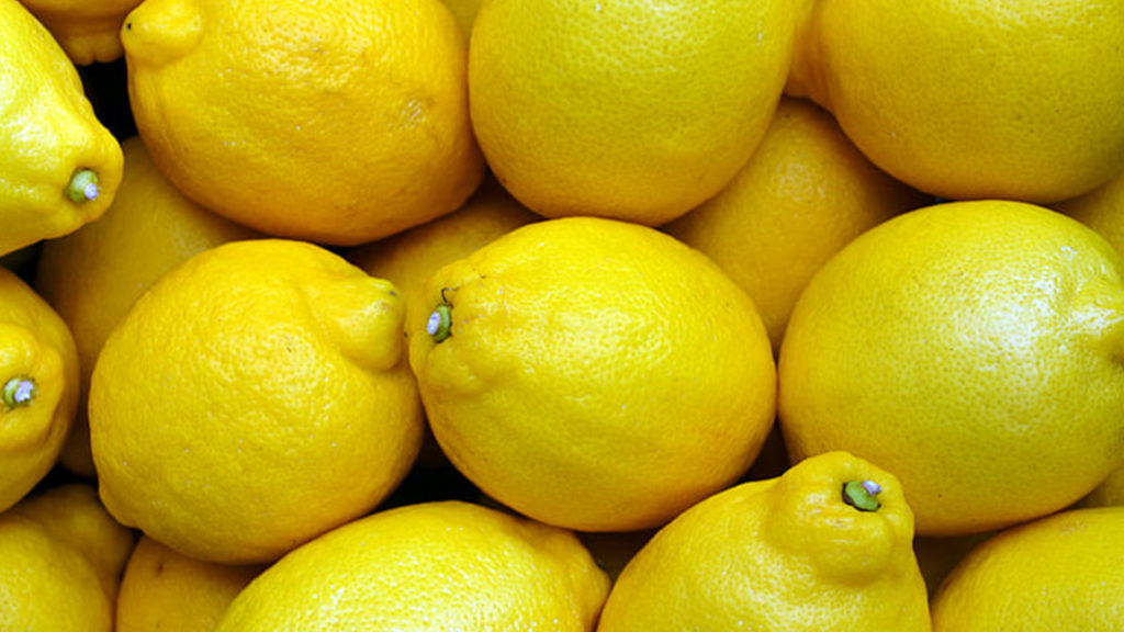 Lemon for toothache - 8 ways to get rid of a toothache