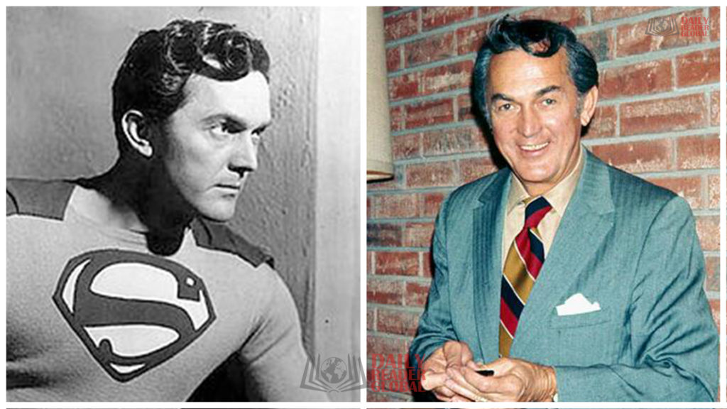 Kirk Alyn as Superman - every superman actor ever
