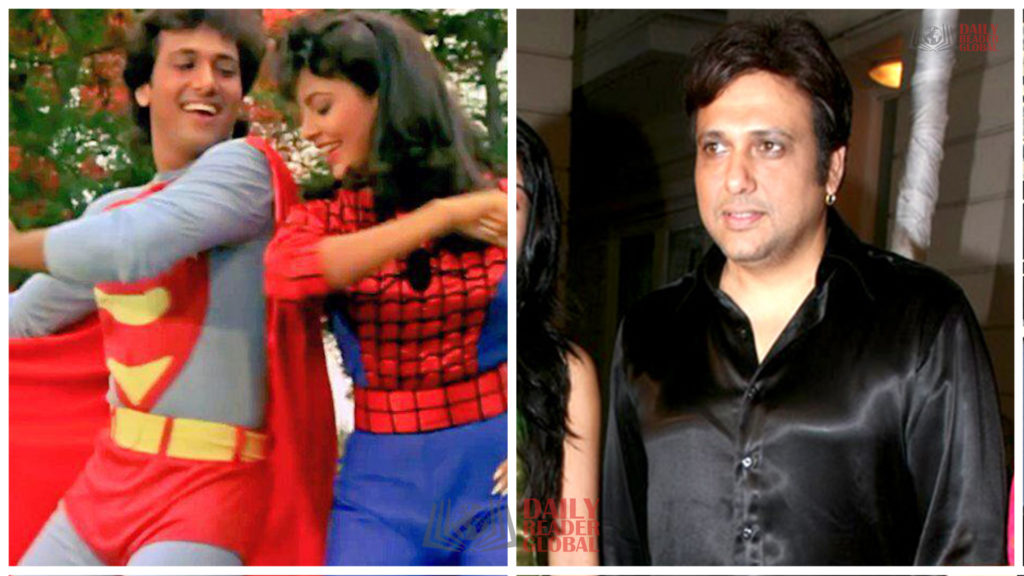 Govinda as Superman