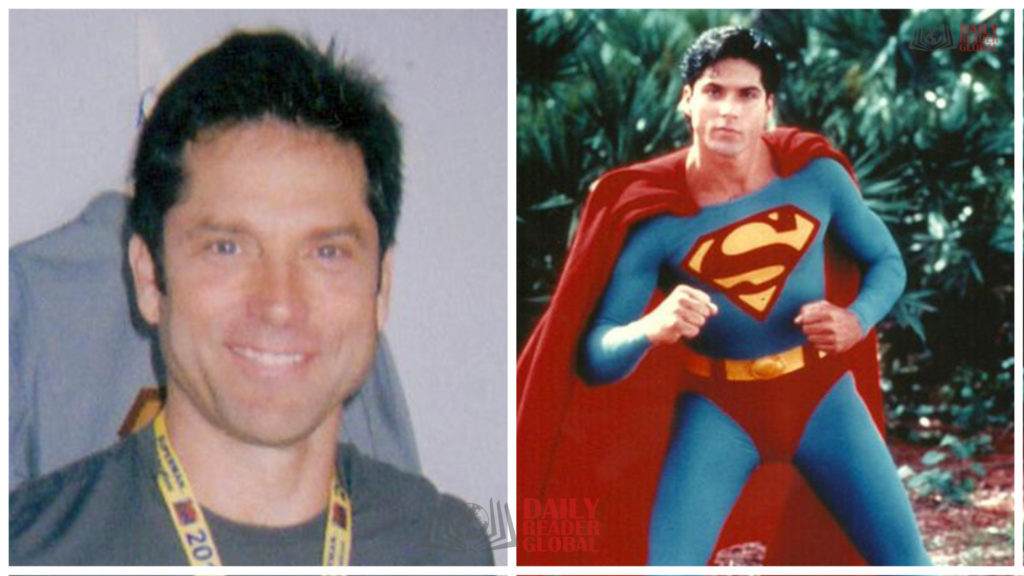Gerard Christopher as Superman