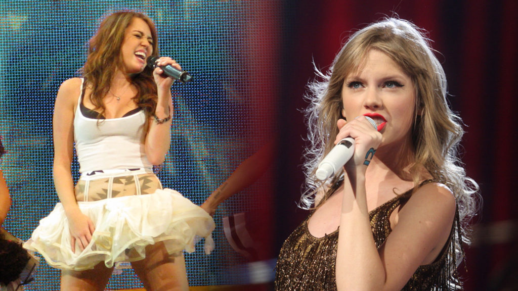 5 Fun Facts about Taylor Swift - taylor swift appear in hannah montana the movie