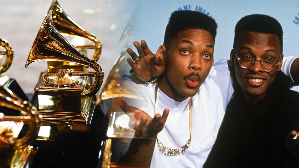 Will Smith won first Grammy Award for Best Rapper.