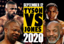 Mike Tyson vs Roy Jones 2020 results