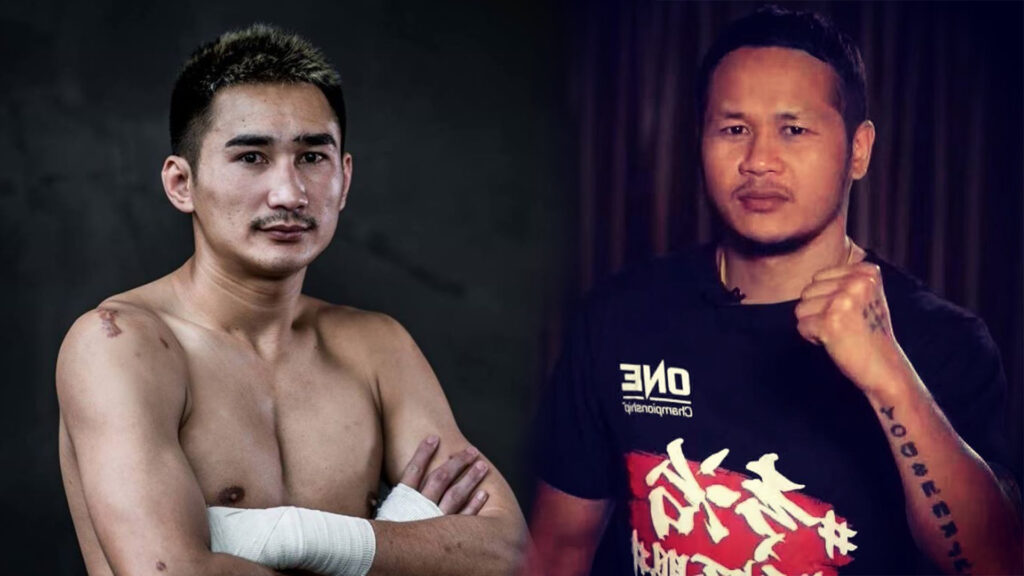Phetmorakot Petchyindee Academy vs Yodsanklai Fairtex at One fc No Surrender pay per view.