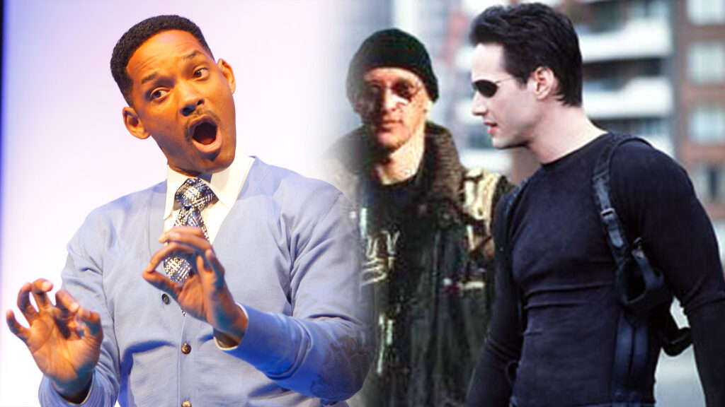 The Matrix Neo Will Smith