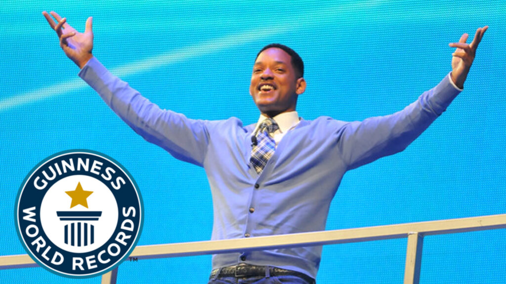 Will Smith's Guinness World Record - 5 Fun Facts about Will Smith