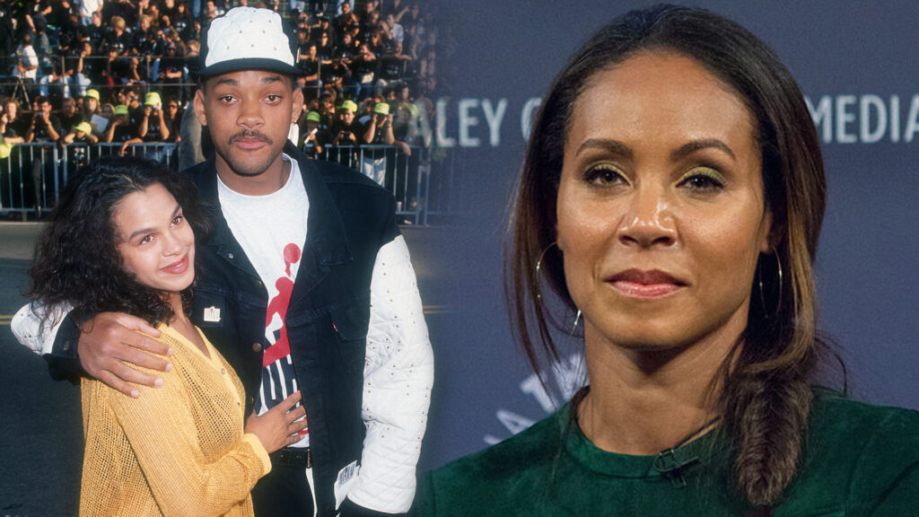 Will Smith's first wife Sheree Zampino