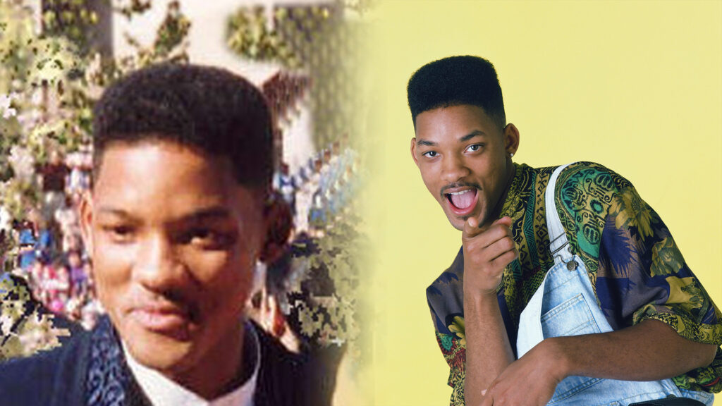 young Will Smith - 5 Fun Facts about Will Smith