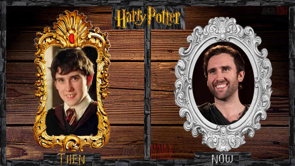 What is Neville Longbottom - Matthew Lewis doing now?