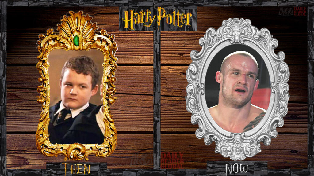 Harry Potter cast THEN and NOW 2020 - What is Gregory Goyle - Josh Herdman doing now?