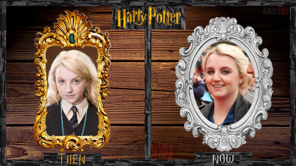Harry Potter cast THEN and NOW - What is Luna Lovegood - Evanna Lynch doing now?