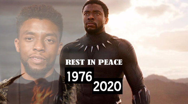 Black Panther star Chadwick Boseman died from a cancer at age 43