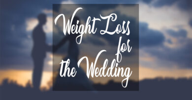 Easy ways to Lose Weight for Your Wedding