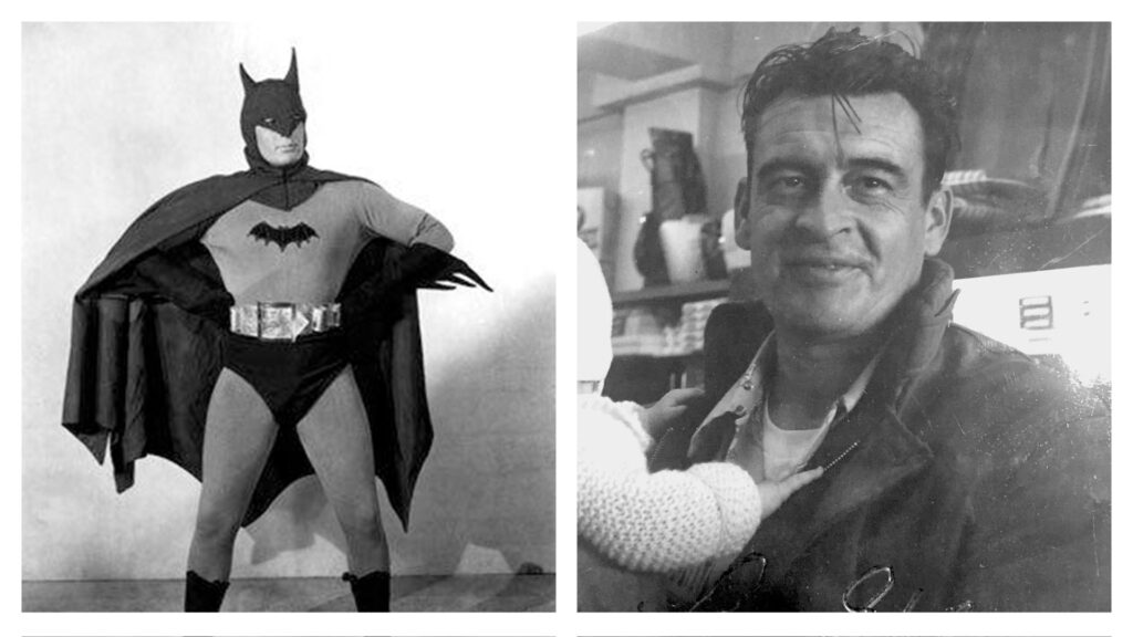 Lewis G. Wilson was the very first Batman -  Full List of Actors who have Played Batman