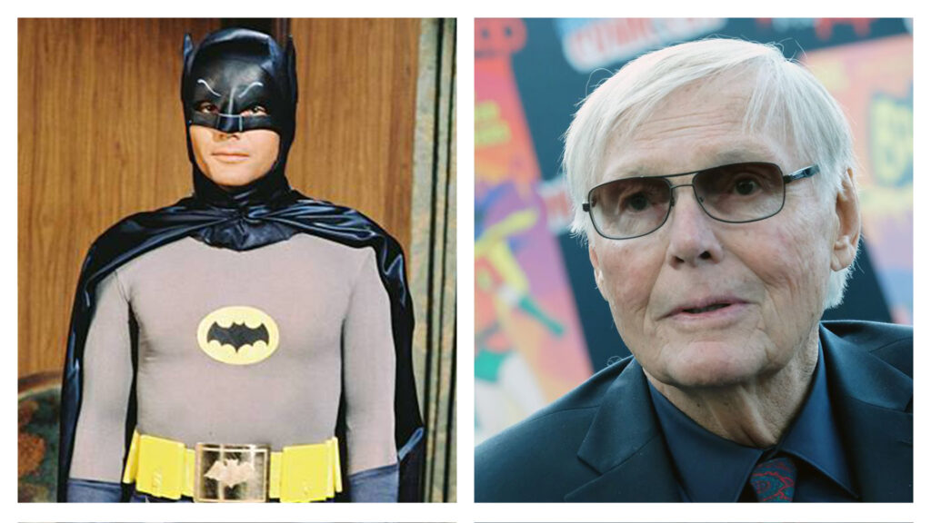 Adam West as Batman - Full List of Actors who have Played Batman